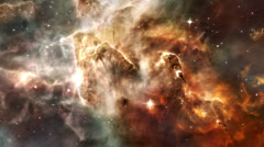 Nebula 4 HD - stock footage