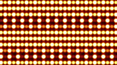 Casino Lights Stock Footage