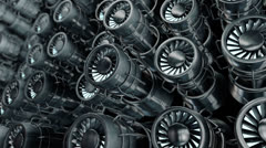 Dynamic Engine 2 Stock Footage