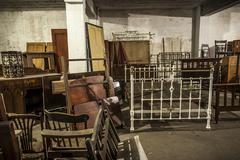 Antique Storage Stock Photos