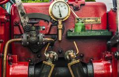 Steam Engine Boiler Stock Photos