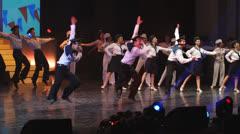 Dance Stock Footage