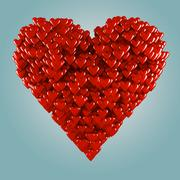 Hearts. Stock Illustration