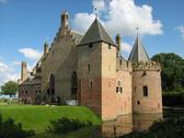 Radboud Castle in Medenblik in the Netherlands Stock Photos