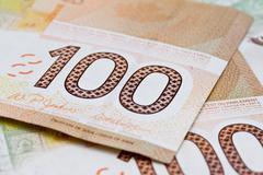 Kanadan rahaa Kuvituskuvat