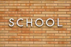 Stock Photo of school