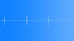 Plastic Clip Snaps - sound effect