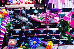 Boston Marathon bombing Memorial, USA - stock photo