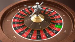 Casino ruletti silmukka Arkistovideo