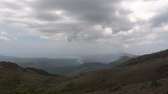 Mountains of Panama - stock footage