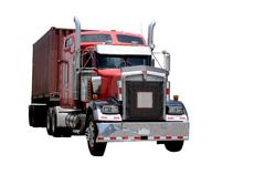 18 Wheeler Stock Photos