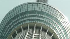 Tokyo Skytree Oshiage Japan 4 Stock Footage