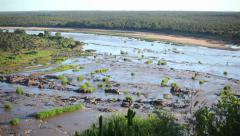Africa River 02 HD Stock Footage