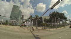 Downtown Miami Stock Footage
