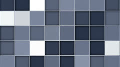 Tiles loopable backgrounds Stock Footage