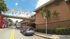 Bayside Miami - stock footage
