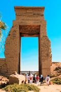 Stock Photo of Karnak temple, Luxor city, Egypt