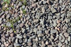 Gravel for background Stock Photos
