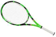 Tennis Racket Texture - stock illustration