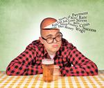 Stock Illustration of reasons to drink