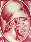 Themistocles Stock Illustration