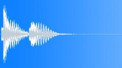 Marimbic catch ding Sound Effect