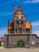Historical building Stock Photos