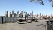 Stock Video Footage of Brooklyn Heights Promenade