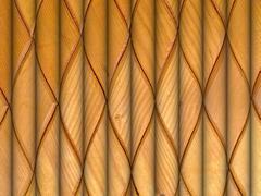 stylized wooden slat.background. - stock photo