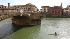 Florence, Italy Stock Footage