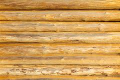 Stock Photo of round timber