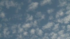 Cloud formation (2) Stock Footage