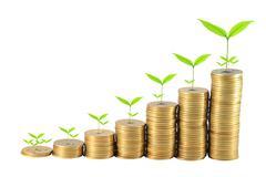 increase your savings . - stock photo