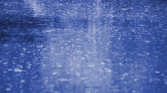 Abstract Fluffy Water Motion Backgrounds - stock footage