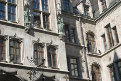 munich city hall - stock photo