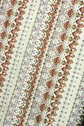 Indonesian fabric design details Stock Photos