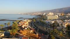 Las Americas Tenerife Stock Footage