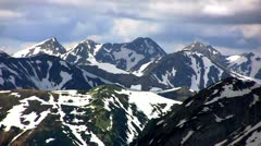 Tatras Stock Footage