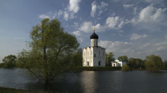 Russian Church Stock Footage