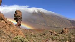 Teide Stock Footage