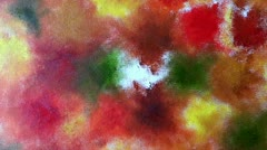Paint palette Stock Footage