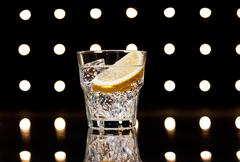 Gin tonic tom collins Stock Photos