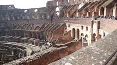 Colosseum Arena - stock footage