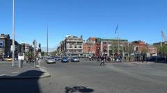 Dublin City 1 Stock Footage