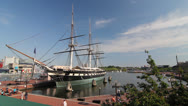 Stock Video Footage of USS Constellation 2