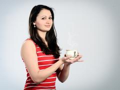Coffee lover Stock Photos
