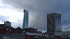 Birmingham Skyline Stock Footage