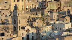 Matera, Italy Stock Footage