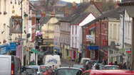 Stock Video Footage of Ross-on-Wye Commercial Street