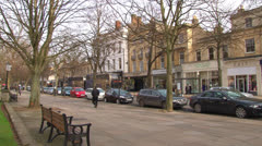 Cheltenham Municipal Offices Stock Footage